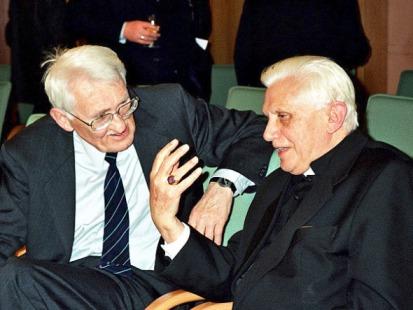 Habermas Ratzinger