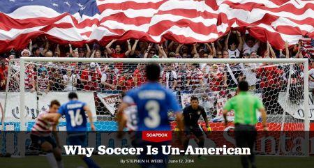 SoccerUnAmerican